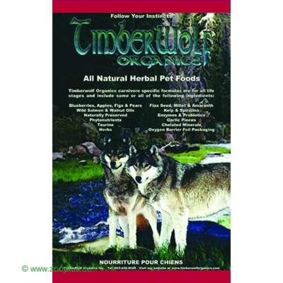 Timberwolf Hundefutter Lamb & Apple