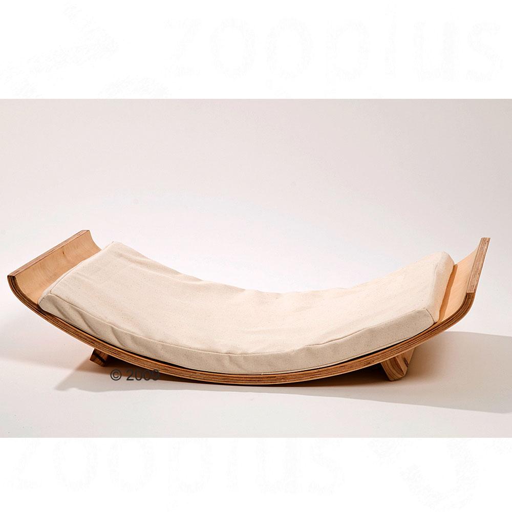 katzenliege life style das bett 75 x 38 x 15 cm of zooplus mein haustiershop 140428 0. Black Bedroom Furniture Sets. Home Design Ideas