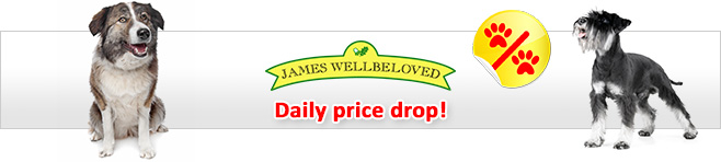 James Wellbeloved Wet Dog Food