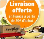 Livraison offerte dès 39 euros