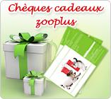 zooplus chèques cadeaux