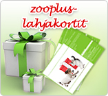 zooplus lahjakortti