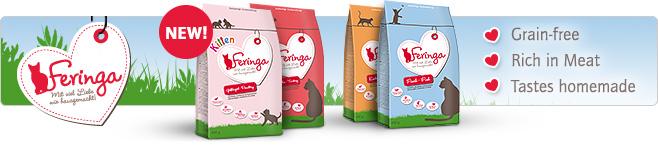Feringa Dry Cat Food