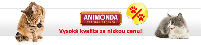 Animonda granule pro kočky