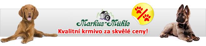 Markus Mühle granule pro psy