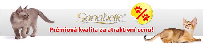 Sanabelle granule pro kočky