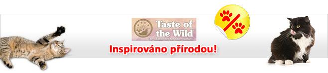 Taste of the Wild granule pro kočky