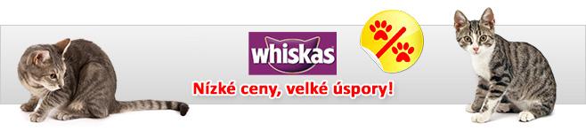Whiskas konzervy pro kočky