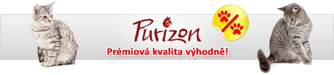 Purizon granule pro kočky