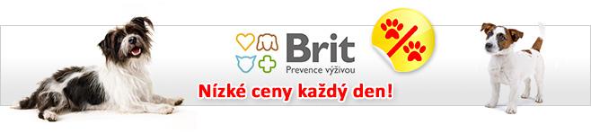 Brit granule pro psy