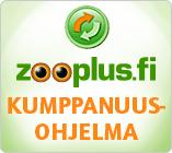 zooplussan kumppanuusohjelma