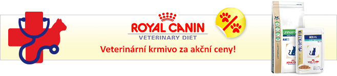 Royal Canin Veterinary Diet krmivo pro kočky