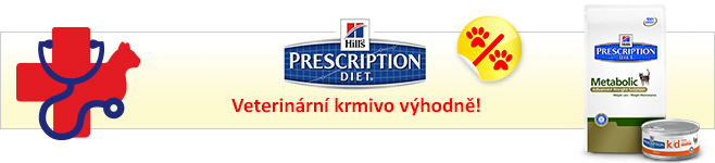 Hill's Prescription Diet krmivo pro kočky