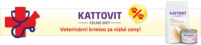 Kattovit Feline Diet krmivo pro kočky