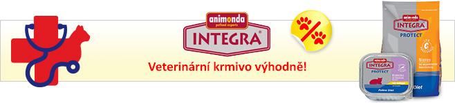 Animonda Integra krmivo pro kočky