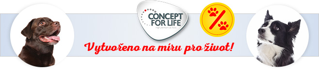 Concept for Life granule pro psy