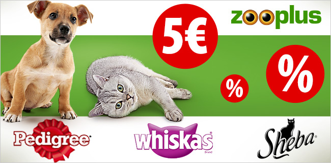 Promo Pedigree Whiskas Sheba