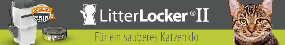 LitterLocker Katzenklo
