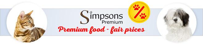 Simpsons Premium Pet Food