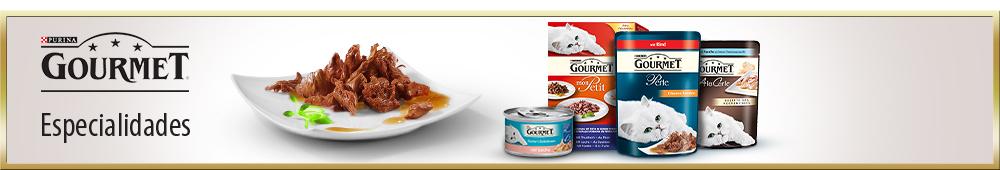 ¡Los gatos gourmets adoran la variedad de sabores!