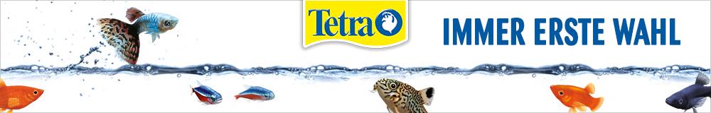 Entdecken Sie die Produktvielfalt von TETRA!