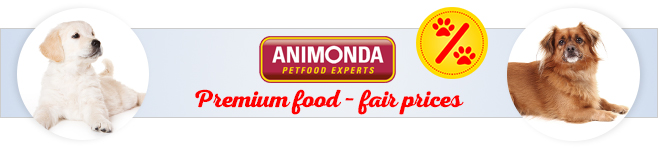 Animonda Wet Dog Food