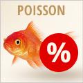 Offres spéciales pour poisson