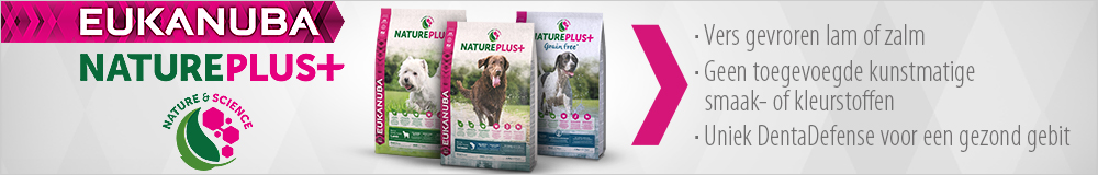 Eukanuba NaturePlus+