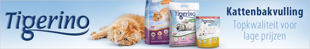 Tigerino kattenbakvulling, ontdek de hoge kwaliteit!