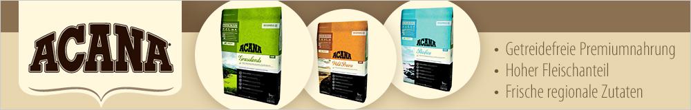 Acana Trockenfutter für Katzen