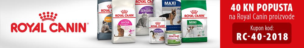 Royal Canin hrana za pse in mačke