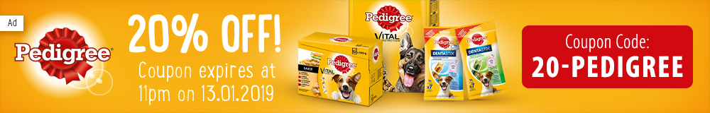 Pedigree Wet Dog Food Free P P 29 At Zooplus