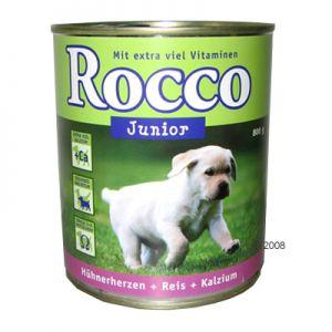 Rocco Junior Hundefutter