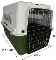 Choix de la cage/caisse de transport 353485TransportboxFeria_Gr5_bepfeilt_186x199_082013_1