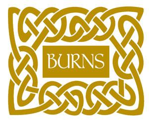 Burns boîtes pour chien