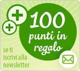 5% 100 Punti Newsletter