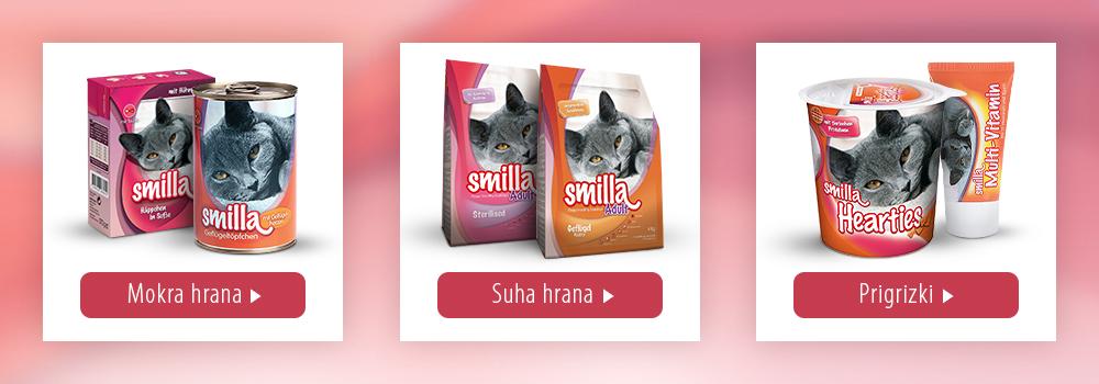 Smilla trgovina za mačke