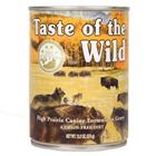 Taste of the Wild wet Dog food