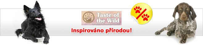 Taste of the Wild granule pro psy