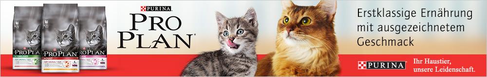Proplan Katzenfutter