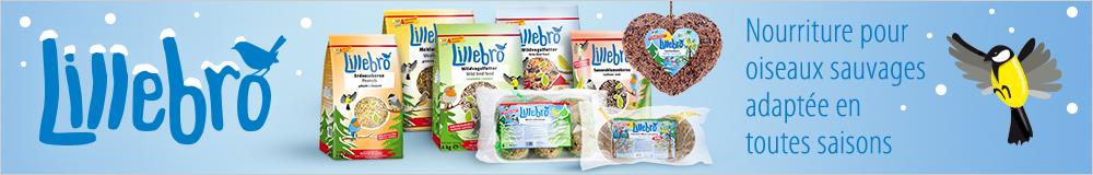 Lilebro Wildvogelfutter günstig kaufen! La nourriture pour oiseaux Lillebro  ... f19b8b4c037d