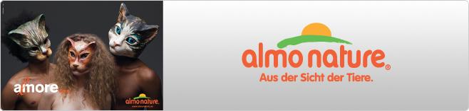 Almo Nature - Premiumfutter. Aus Sicht der Tiere.