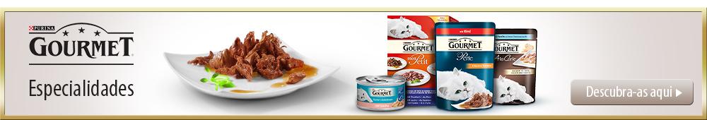 Os gatos gourmet irão adorar a variedade de sabores!
