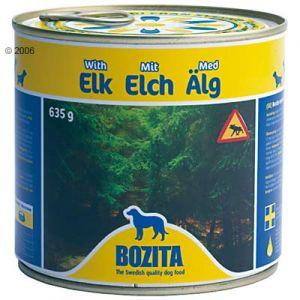 Bozita Nassfutter 6 x 635 g  hundefutter
