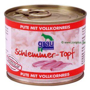 Grau Mixed Megapack Schlemmertopfe