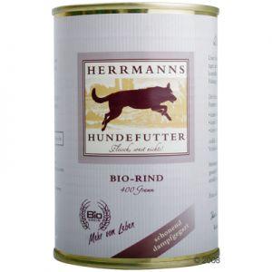 Herrmanns Hundefutter Bio-Fleisch