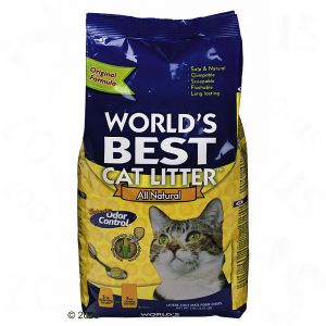 Zooplus Worlds Best Cat