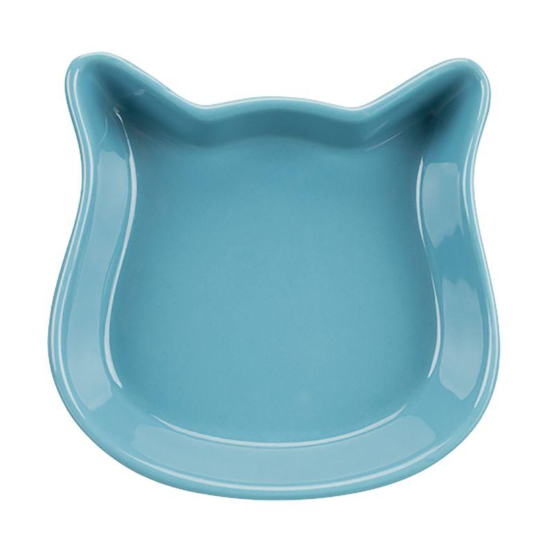 Blauer Kramik Fressnapf