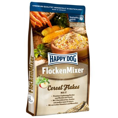 Happy Dog Flocken-Mixer