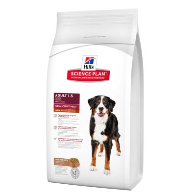 Hill's Canine Adult Large Breed Lamm & Reis Hundefutter